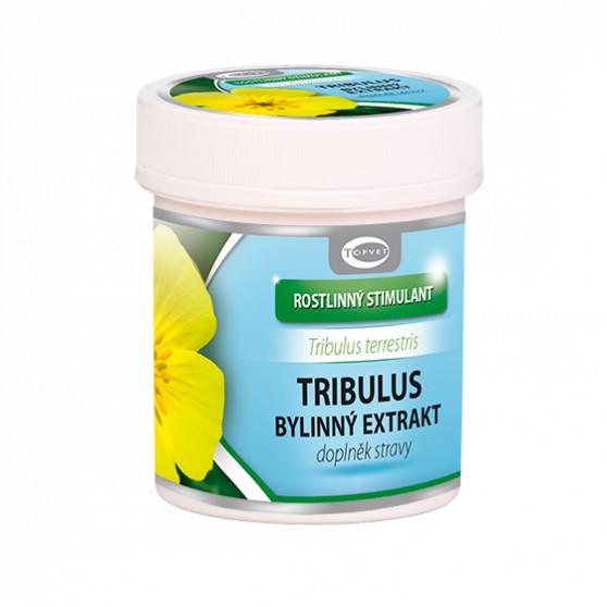 Tribulus bylinný extrakt Topvet