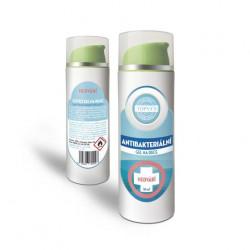 Antibakteriální gel na ruce - Hedvábí 50ml Topvet