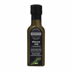 Olivovy olej s rozmarýnem 100ml Topvet