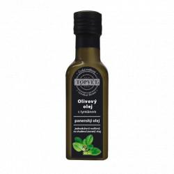 Olivovy olej s tymiánem 100ml Topvet