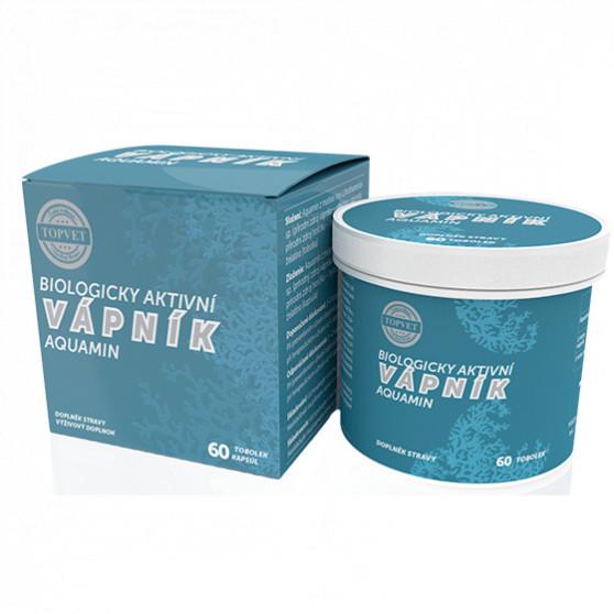 Vápník - Aquamin Topvet