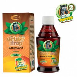 Echinacea dětský sirup s fruktozou 300g Topvet