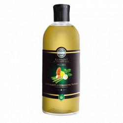 Bergamot a citronová tráva v mandlovém oleji 500ml Topvet