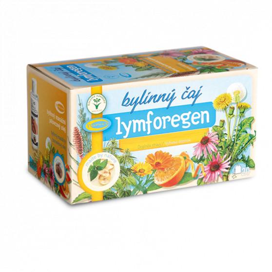 Lymforegen čaj Topvet