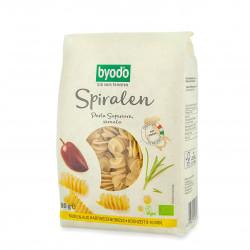 Těstoviny - Spirály semolina BIO 500 g Byodo