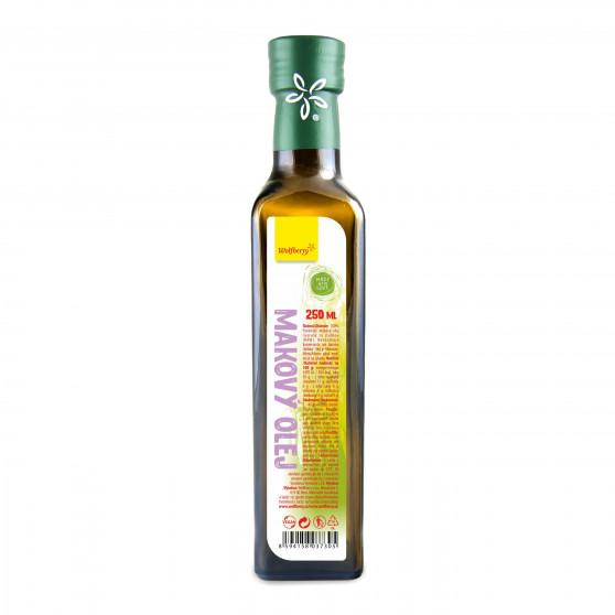 Makový olej 250ml Wolfberry