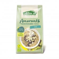 Snídaně Amaranth s chia BIO 400 g Allos