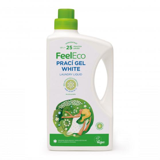 Prací gel White 1,5l Feel Eco