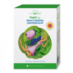 Univerzální prací prášek 2,4kg Feel Eco
