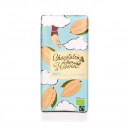 Bílá čokoláda 32% BIO 100 g Green Dream