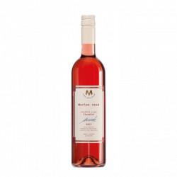 Merlot Rosé víno polosuché výběr z hroznů 2017 BIO 0,75l vinařství Marcinčák