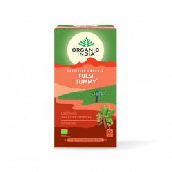 Tulsi Tummy - správné trávení BIO 25 sáčků Organic India