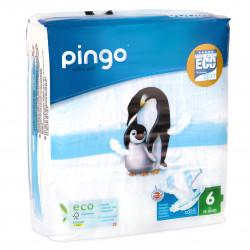 Jednorázové ekologické pleny pro děti 15-30 kg Pingo