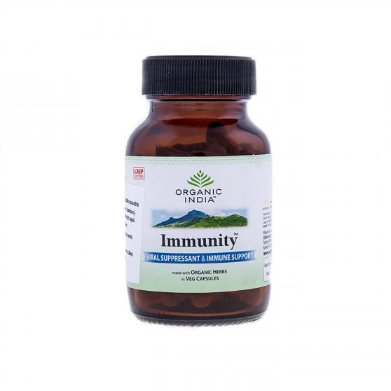 Immunity 60kapslí Organic India