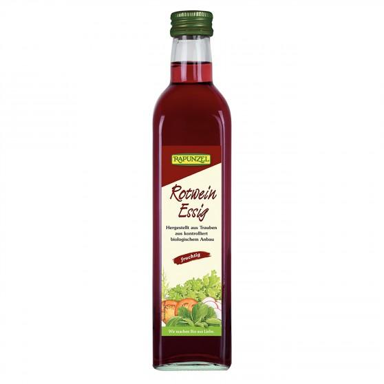 Ocet z červeného vína BIO 500ml Rapunzel