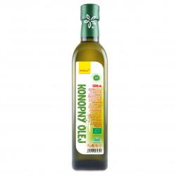 Konopný olej BIO 500ml Wolfberry