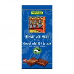 Čokoláda hořko mléčná BIO 100g Rapunzel