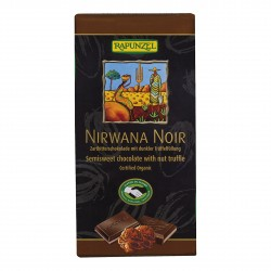Čokoláda Nirwana hořká BIO 100g Rapunzel