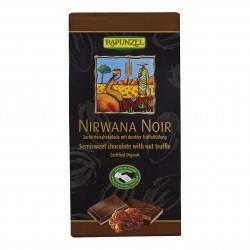 Čokoláda Nirwana hořká Vegan BIO 100 g Rapunzel