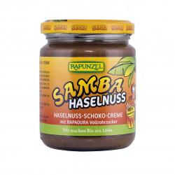 Samba čokoládovo-oříšková pomazánka BIO 250g Rapunzel