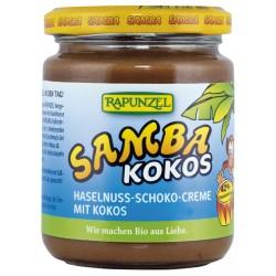 Samba kokosová pomazánka BIO 250g Rapunzel