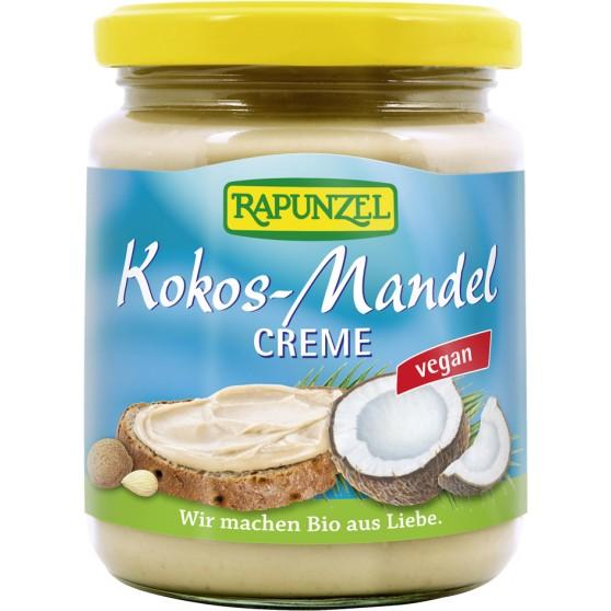 Kokosovo-mandlový krém BIO 250g Rapunzel
