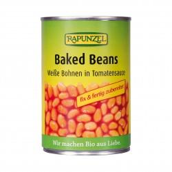 Pečené fazole BIO 400g Rapunzel
